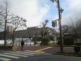 福岡高等裁判所の冬