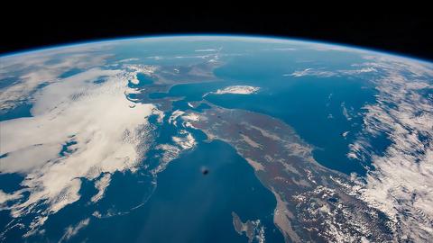 Tohoku-Region-Northern-Japan-ISS-Space