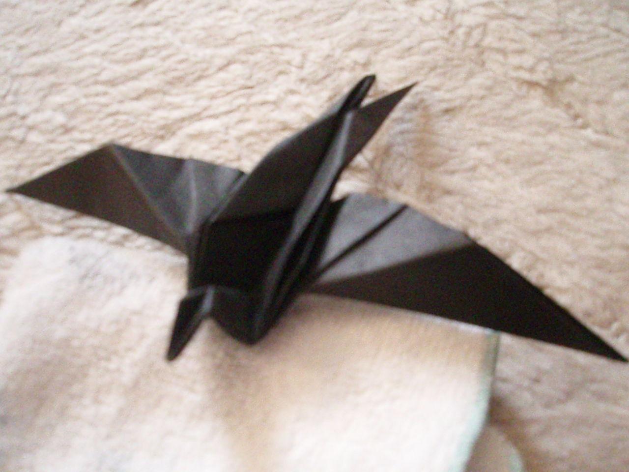 すべての折り紙 折り紙 本 難しい : つばめはちょっと難しかった ...