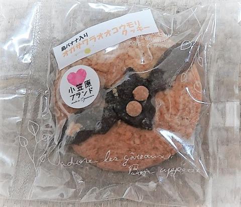 オガサワラオオコオモリクッキー