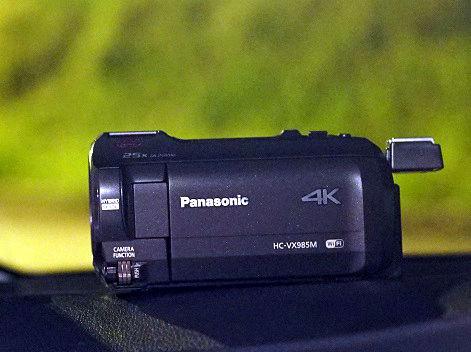 タヌキウォーカーズ4号赤外線カメラ