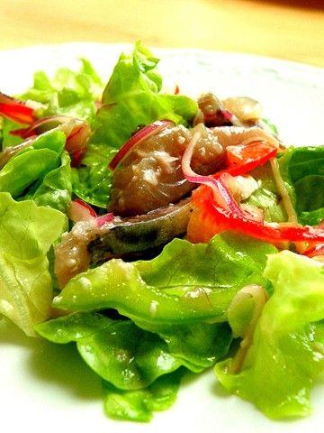 salade  macreau