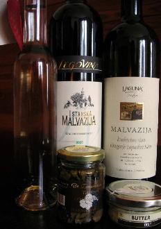 istra vins