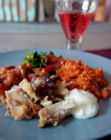 cuisine libanaise2