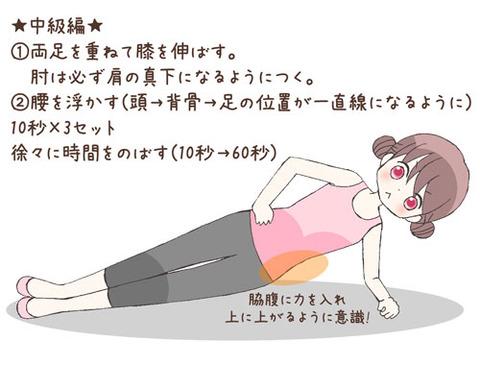 ウエストくびれ_素材2