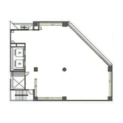 東銀座6階平面
