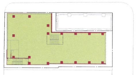 銀座2丁目開発案件平面