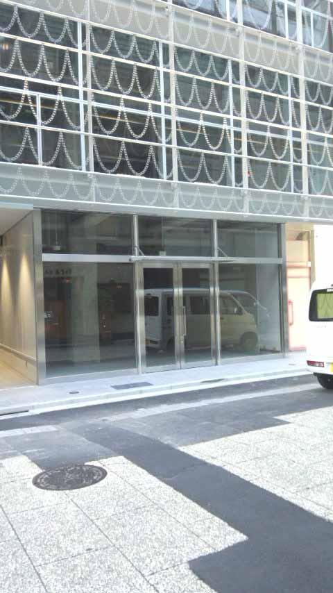 コリエ銀座1階