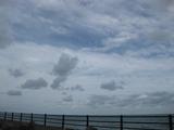 流れる雲を追いかけて。