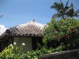 沖縄の家。