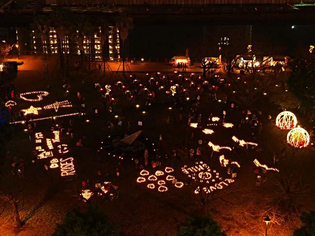横濱キャンドルカフェ2012+みなとみらいクリスマスイルミネーション-3/OM-D