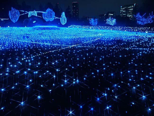 東京ミッドタウン クリスマスイルミネーション2012/OM-D