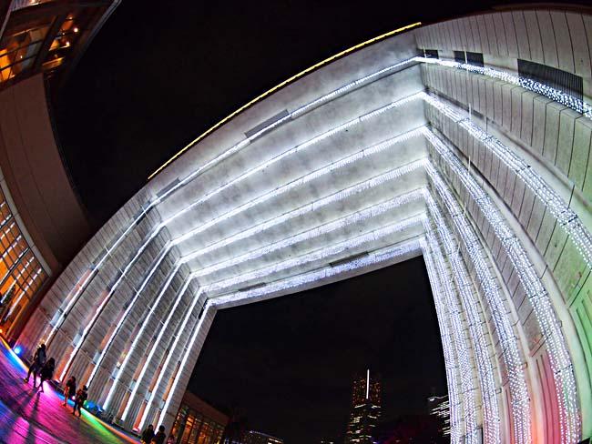 横濱キャンドルカフェ2012+みなとみらいクリスマスイルミネーション-4/OM-D