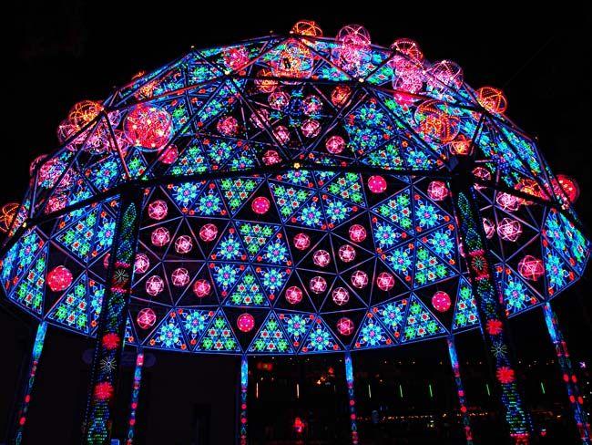 東京ドームシティ イルミネーション2012-3/OM-D