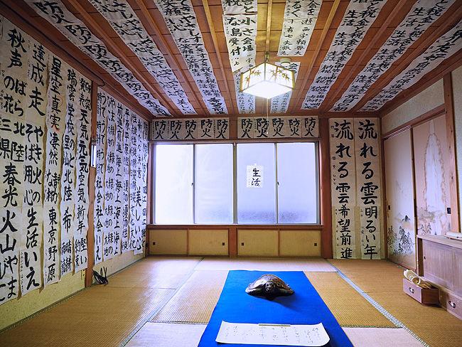 奥能登国際芸術祭2017に行ってきた(3)  宝立・上戸エリアと宿泊施設23