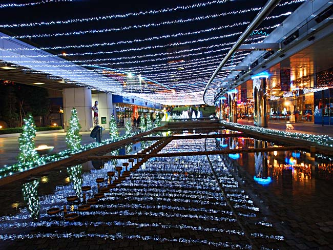 東京ドームシティ イルミネーション2012-2/OM-D