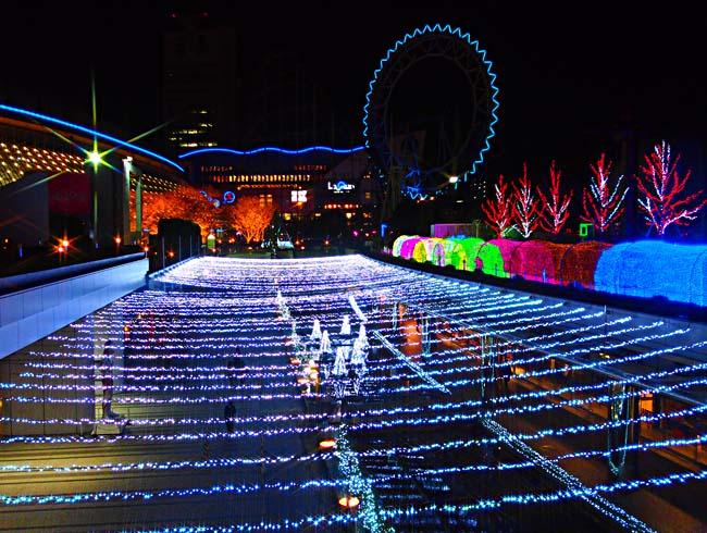 東京ドームシティ イルミネーション2012-1/OM-D