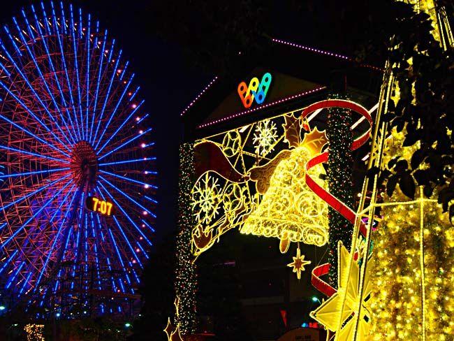 横濱キャンドルカフェ2012+みなとみらいクリスマスイルミネーション-6/OM-D