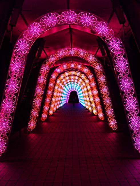 東京ドームシティ イルミネーション2012-4/OM-D