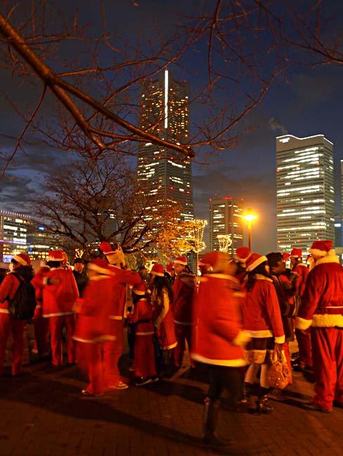 横濱キャンドルカフェ2012+みなとみらいクリスマスイルミネーション-5/OM-D