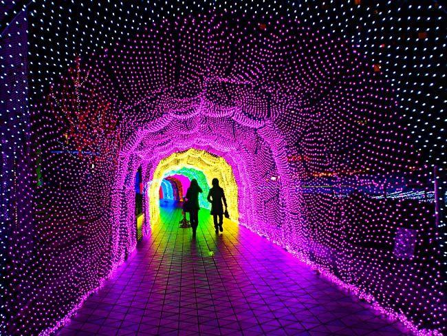 東京ドームシティ イルミネーション2012-9/OM-D
