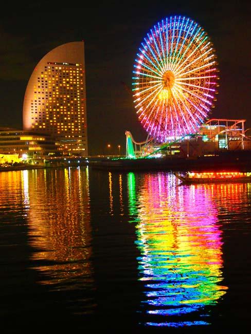 横濱キャンドルカフェ2012+みなとみらいクリスマスイルミネーション-7/OM-D