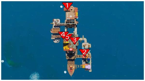フォートナイトデットプール浮き輪