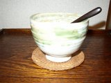 20050126ココナツ汁粉側面