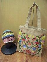 20100501バッグと帽子