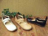 20100309ペタンコオリーブ靴