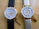 20110105腕時計ネコ♪