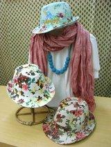 20080213花柄帽子