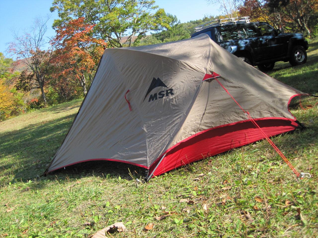 10 月 キャンプ