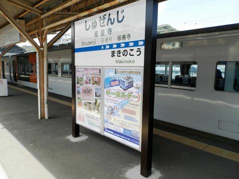 修善寺駅 (2)
