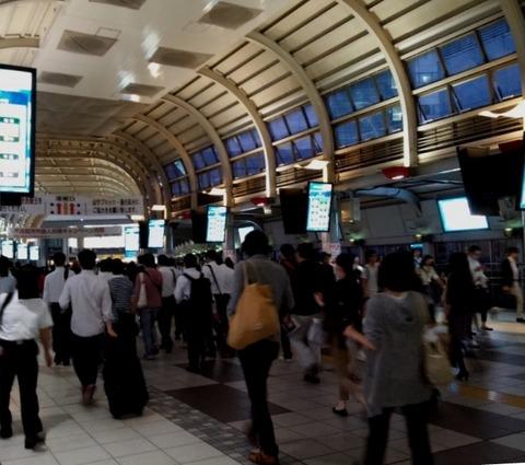 品川駅 (1)