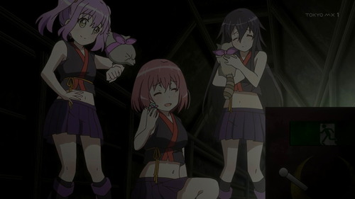 RELEASE THE SPYCE 11話 感想 55