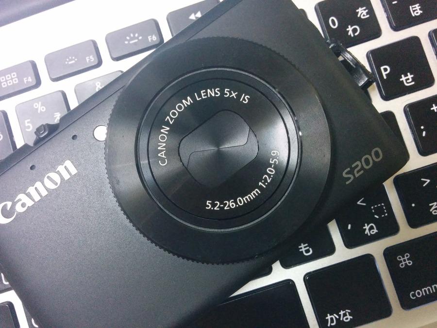 Canon PowerShot S200 その実力は!?