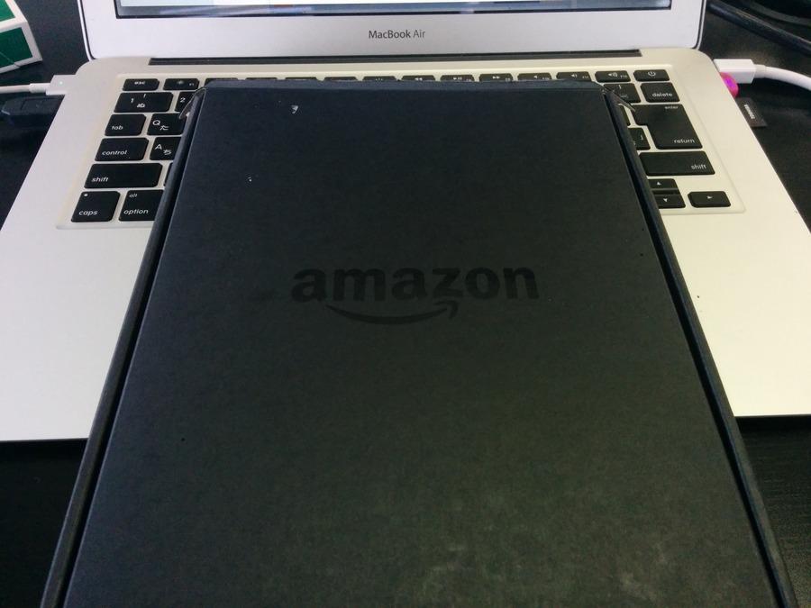 Kindle Paperwhite(ニューモデル)開封の議