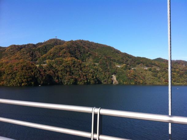高尾山に紅葉を見に