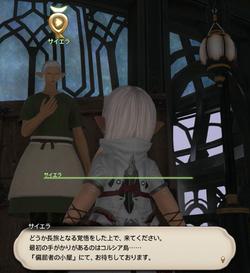 【ff14】ロールクエスト011