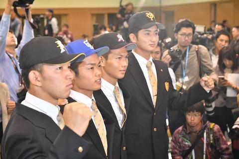 柿木(ドラフト5位・日ハム)←なんでや!甲子園優勝投手やぞ