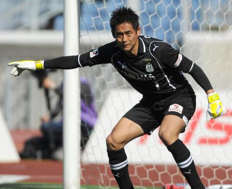 サッカー日本代表ゴールキーパー川口能活さんの思い出