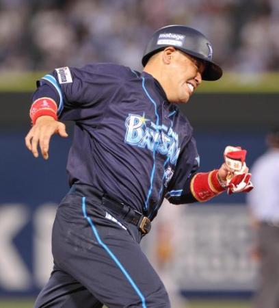 (ヽ*´◯`*)横浜にもこんな選手がいたんだ・・・