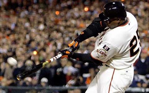 2004 バリー・ボンズ .362(373-135)  45本塁打 101打点 232四球 120敬遠 出塁率.609 OPS1.422