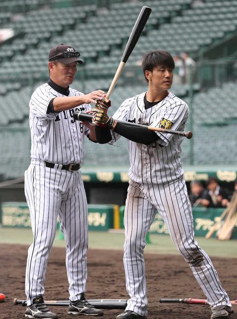 【悲報】阪神片岡ヘッドコーチ辞任【地獄】