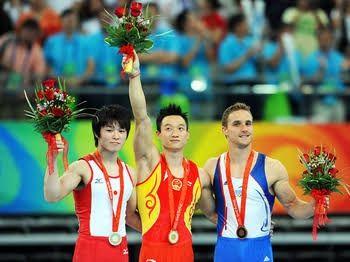 【悲報】中国が強いスポーツ、ガチで卓球と体操だけ