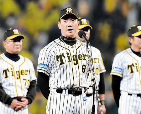 阪神・金本監督が次期監督にメッセージ「育成は終わった。補強で勝たれたらよろしい」
