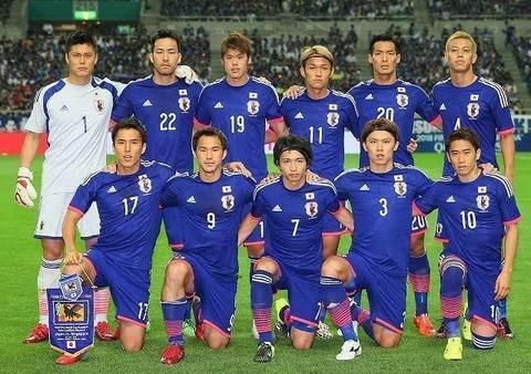 サッカー日本代表がワールドカップで3連敗濃厚みたいな風潮ww