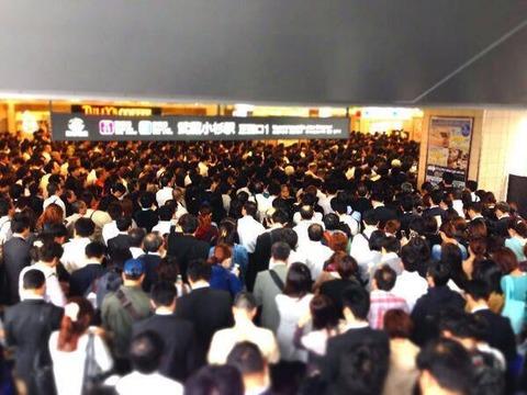 武蔵小杉駅の人気凄くね?