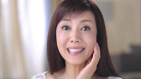 いつまでも綺麗な戸田恵子